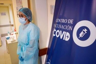 Uruguay aprueba tercera dosis de vacuna contra el Covid-19 a inmunodeprimidos
