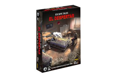 Cover Escape Tales 3D