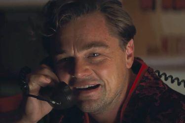 El tráiler para la novela de Once Upon a Time in Hollywood incluye escenas que no aparecieron en la película