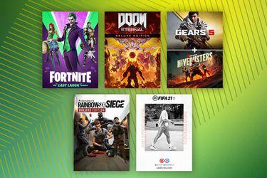 Comenzaron las ofertas de otoño en la tienda de Xbox