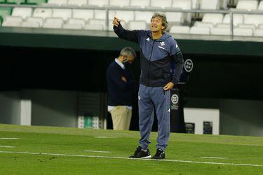 """Pellegrini, técnico del Betis: """"Estamos cerca de conseguir el logro de llevar al equipo a Europa"""""""