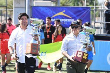 Un salvavidas al bolsillo de Zamorano a cambio de su quebrada ciudad deportiva
