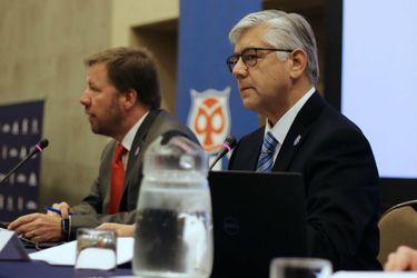Navarrete, José Luis | Junta de accionistas Azul Azul.