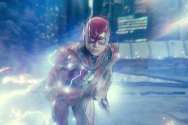 ¿Dos versiones de Barry Allen? Las curiosas fotos del rodaje de The Flash