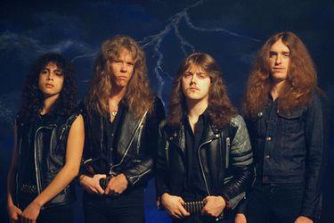 metallica 1984