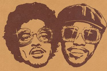 Bruno Mars y Anderson .Paak formaron una banda y anuncian un álbum