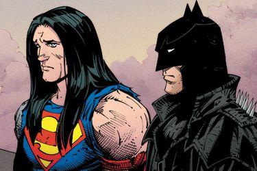Dark Knights: Death Metal aclaró que pasó con Batman y Superman