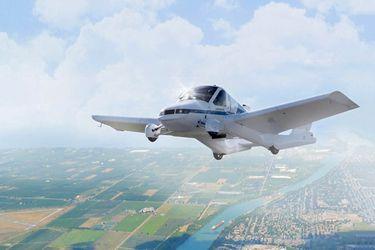 El revolucionario primer auto volador finalmente saldrá a la venta