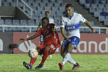 La UC solo registra un triunfo en 13 partidos disputados en Colombia