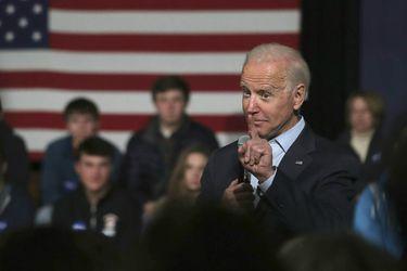 Joe Biden hace su primera aparición pública en EE.UU. desde marzo