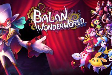 Un vistazo a la demo de Balan Wonderworld, lo nuevo del creador de Sonic