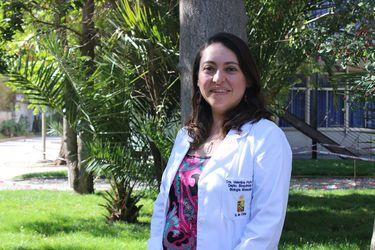 La mejor científica joven según la Academia Chilena de Ciencias que busca descubrir cómo funciona el motor de las células