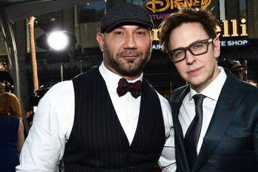 """Dave Bautista remarcó que la controversia que llevó al despido de James Gunn """"fue un ataque político personal"""" contra el director"""
