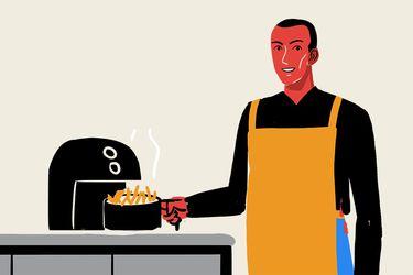 ¿Freír sin aceite? Probamos tres marcas
