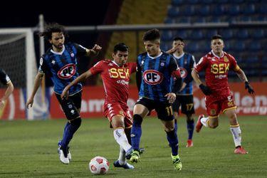 Unión Española superó a Huachipato para avanzar en la Copa Chile