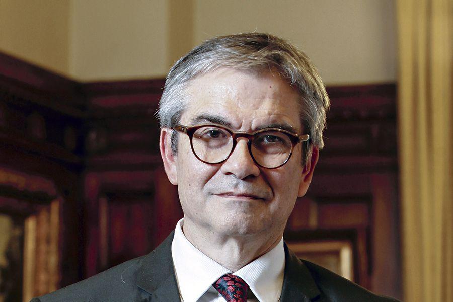 Mario Marcel, Banco Central