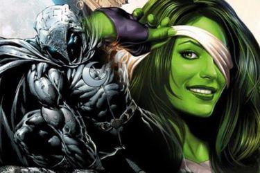Las series de She-Hulk y Moon Knight comenzarán sus filmaciones pronto