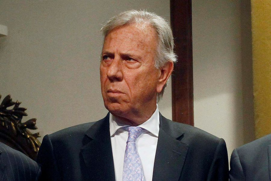 Hernán Felipe Errázuriz deja Chilena Consolidada