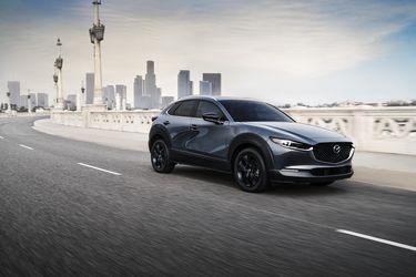 Sigue los pasos de su compañero de fórmula: el Mazda CX-30 también tendrá el motor turbo 2.5 litros