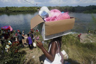 EEUU planea expulsar a miles de migrantes haitianos