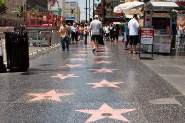 Los artistas que recibirán estrella en el paseo de la fama de Hollywood