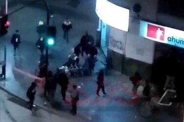 En prisión preventiva quedan 5 de los 19 imputados por saqueos en Valparaíso y Viña durante aniversario del 18-O