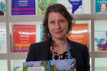 """Francisca Jiménez, presidenta de Editores de Chile: """"Pedimos que el libro sea considerado como un bien esencial"""""""