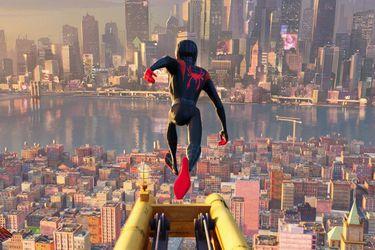 Aquí tienen fondos de Spider-Man: Into the Spider-Verse para sus videollamadas