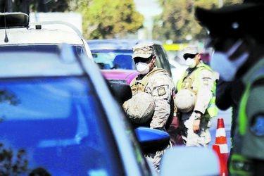 Policías y FF.AA. suman 124 efectivos contagiados y más de 700 en cuarentena