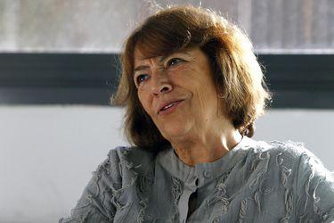 """Marcela Serrano: """"Siento como si la ficción hubiese sido un juego"""""""