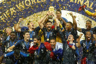 Así están los campeones del mundo a un año de la gloria