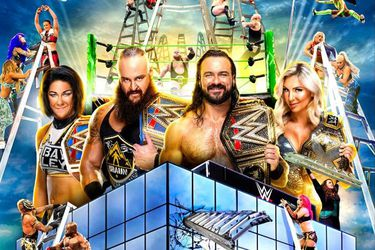 Para ganar Money in the Bank, los luchadores tendrán que subir todo el edificio corporativo de la WWE