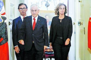 """Marcela Cubillos deja el gobierno para asumir rol en la campaña por el """"rechazo"""""""
