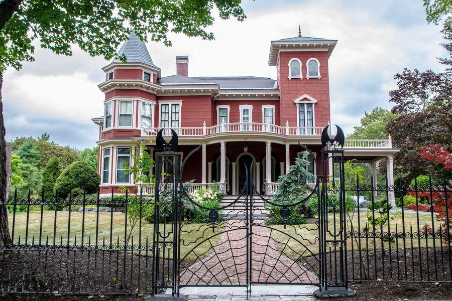 Casa de Maine de Stephen King