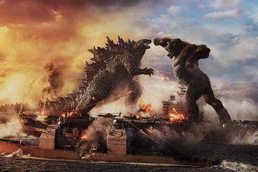 IMDb remueve las 'review bombers' de Godzilla vs Kong