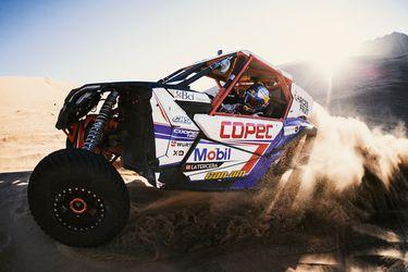 La oncena chilena que se alista para el Dakar 2020