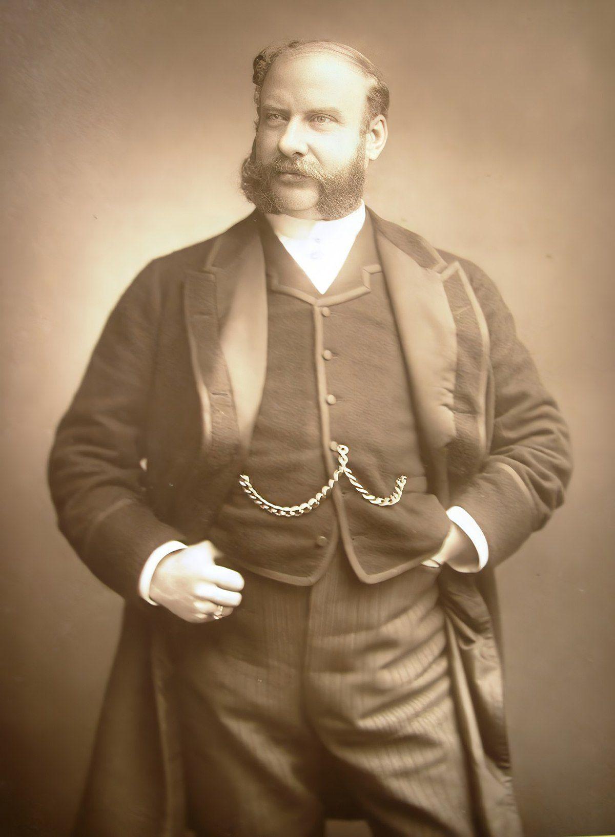John Thomas North, el