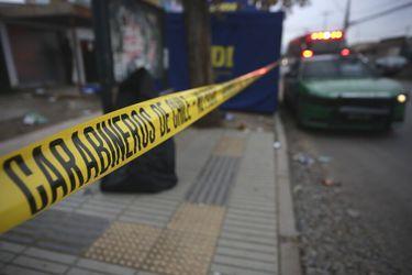 Fiscalía revela alza de homicidios en Chile: 2,5 personas mueren al día asesinadas