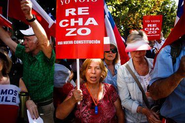 """Marcha """"Caminata por el Rechazo, la Paz y la Libertad"""""""