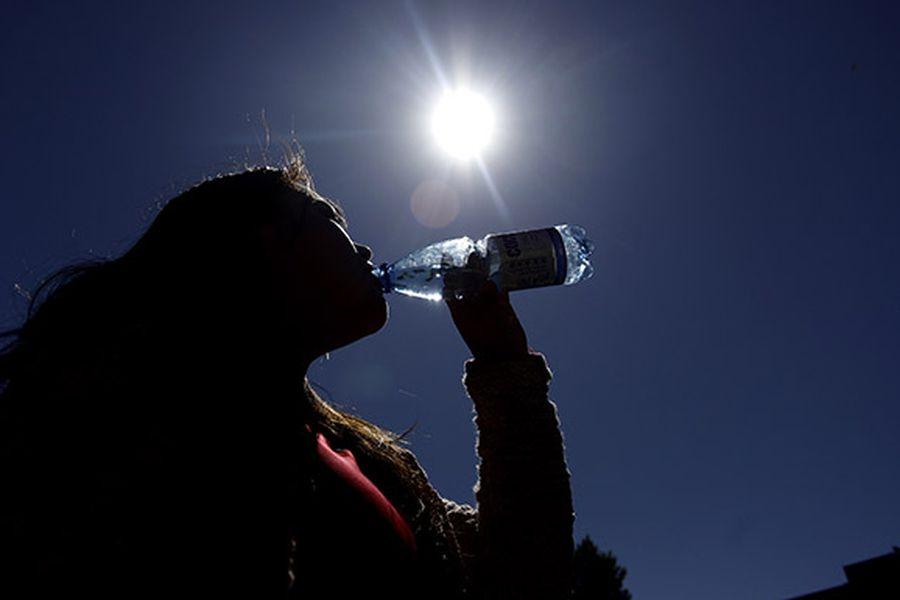 Ola de calor en Región del Biobío