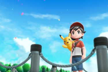 Review |  Lets' Go Pikachu/Eevee, un juego salvado por la nostalgia