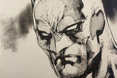 Jim Lee y otros 99 artistas dibujarán a Batman para recaudar fondos