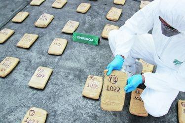 Informe ONU alerta sobre el tráfico de cocaína desde Chile