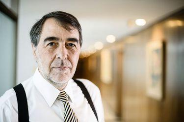 """Jorge Correa Sutil (DC):  """"El debate está muy centrado en la consagración de derechos y poco en la arquitectura del poder"""""""