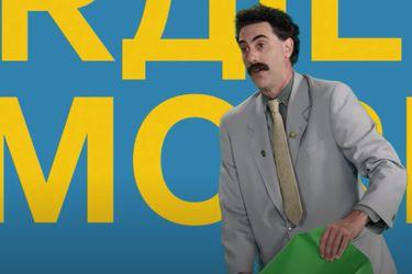 Un nuevo teaser anuncia que Borat 2 llegará el 23 de octubre a Amazon Prime