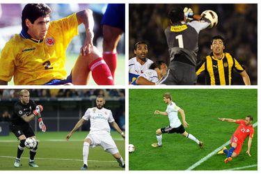 Varane refresca el catálogo de errores en el fútbol que terminaron mal