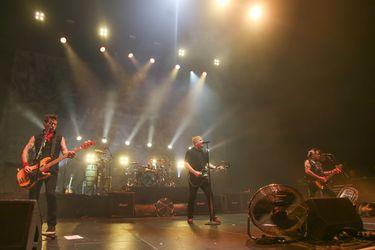 Ministerio de Salud contacta a asistente a show de The Offspring y descarta contagio durante el recital