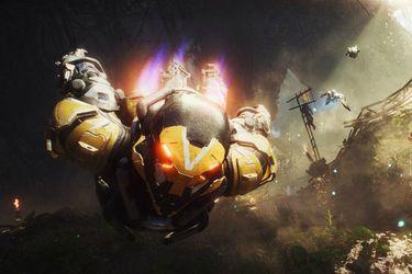 BioWare planea reinventar Anthem