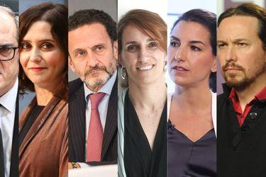 PSOE cosecha en las elecciones de Madrid su peor resultado histórico