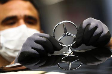 Las ganancias de Daimler se desploman a septiembre debido al duro impacto de la pandemia en el sector